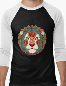 Leo Men's Baseball ¾ T-Shirt