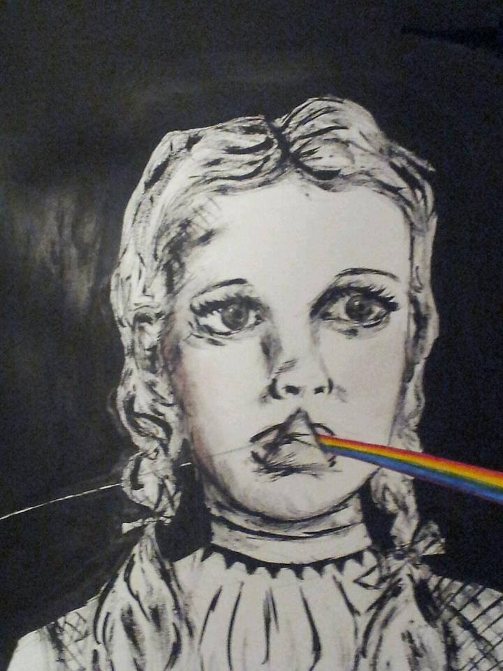Dark Side of the Rainbow by TFBARNES