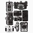 Retro Cameras by Stuart Stolzenberg