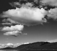 Winter Clouds by Lee LaFontaine