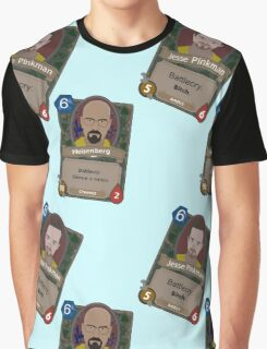 BB hearthstone jesse and walter Graphic T-Shirt