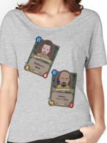 BB hearthstone jesse and walter Women's Relaxed Fit T-Shirt