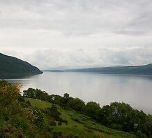 Loch Ness by Kaye Stewart