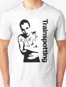 Cool Trainspotting Movie Poster T-Shirt