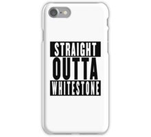 Critical Role - Straight Outta Whitestone iPhone Case/Skin