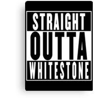 Critical Role - Straight Outta Whitestone Canvas Print