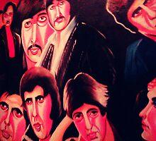 Classic faces by Rajnish Sharma