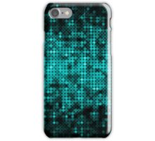 Abstract sparkling disco background iPhone Case/Skin