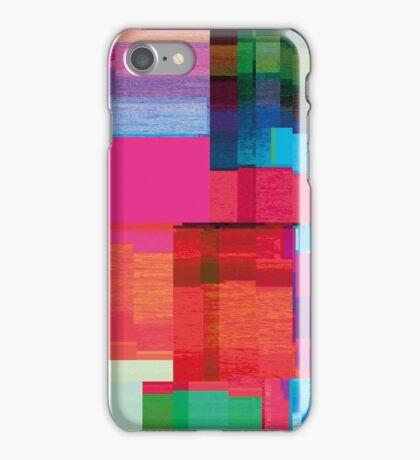 datamoshing 3 iPhone Case/Skin