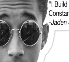Jaden Smith quote #2 Sticker