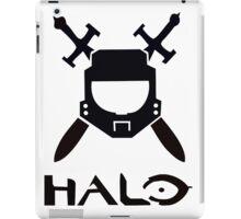 Halo spartan logo iPad Case/Skin