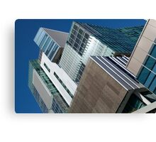 Perth City Library Office Tower Canvas Print
