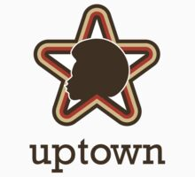 Uptown AfroStar White by quintinbell