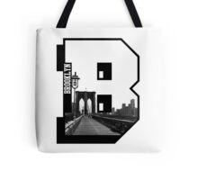 Brooklyn Block Tote Bag