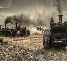 Giants of Steam  by Rob Hawkins