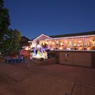 Christmas Lights, Duffy ACT by Property & Construction Photography