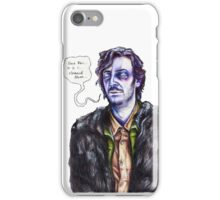 Ghost Howard iPhone Case/Skin
