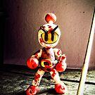 Bomberman by Rodrigo Marckezini