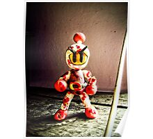Bomberman Poster