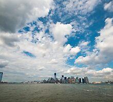 New York Skies by kbrimson