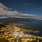 Queenstown from the top by Paul Campbell  Photography