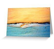 Bark Abstract # 14 Greeting Card