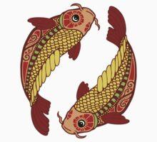 Pisces One Piece - Short Sleeve