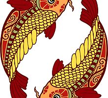 Pisces by Kerstin Schoene