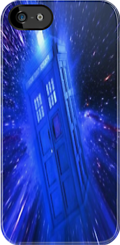 Frosty Antler - Doctor Who Case Design by FrostyAntler