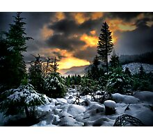 A View From Heaven Photographic Print