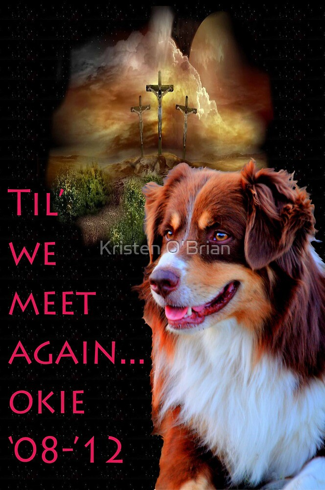In Remembrance by Kristen O'Brian