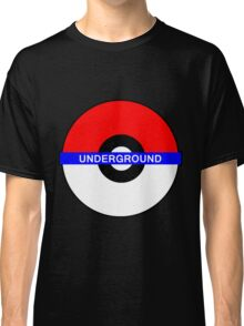 Pokemon Underground Classic T-Shirt