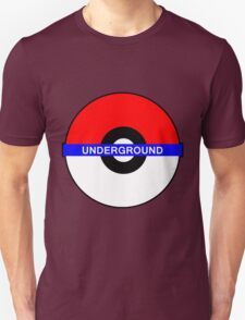 Pokemon Underground T-Shirt
