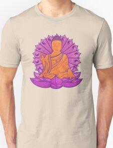 peace buddha in the sky Unisex T-Shirt