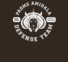 Padme Amidala Defense Team (white text) Unisex T-Shirt