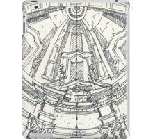 iPad case, Ipad deflector. mafra convent dome iPad Case/Skin
