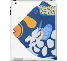 iPad case, iPad cover, iPad deflector. tropical fish iPad Case/Skin