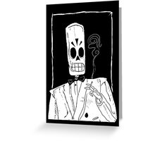 Grim Greeting Card