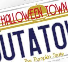Outatown Sticker