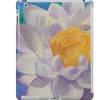 ipad case, ipad deflector,ipad capa. lotus iPad Case/Skin