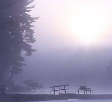 Sunrise on Cranberry Lake by BrianFitePhoto