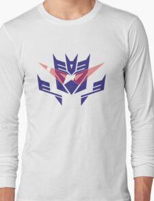 Gurrentron or Deceptilagann Long Sleeve T-Shirt