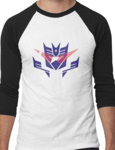 Gurrentron or Deceptilagann Men's Baseball ¾ T-Shirt