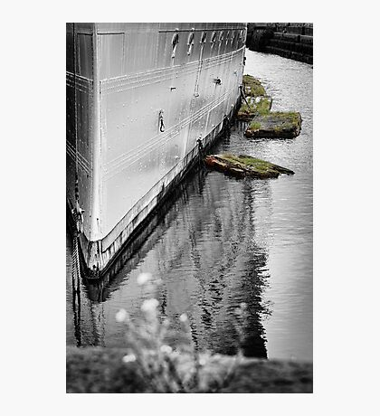 Her Berth Photographic Print