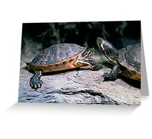 You'll Never Get Past Me! Greeting Card
