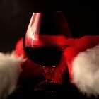 Still Life - Santa's Night Cap by rsangsterkelly