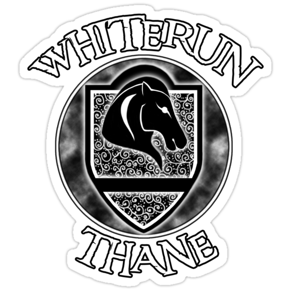 Whiterun Thane by Rhaenys