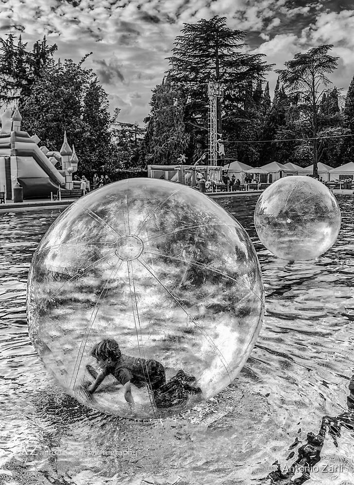 SPheres by Antonio Zarli