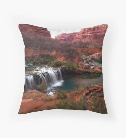 Wandering Dreams Throw Pillow