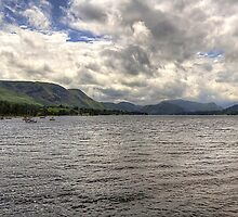 Ullswater Panorama by Tom Gomez